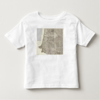 Composite Map of France 3 Toddler T-shirt