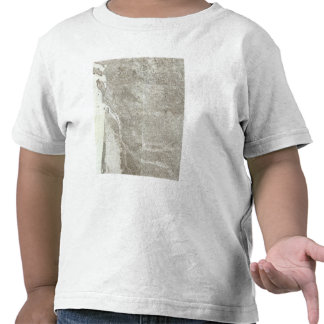 Composite Map of France 3 Tshirts