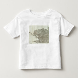 Composite Map of France 6 Toddler T-shirt