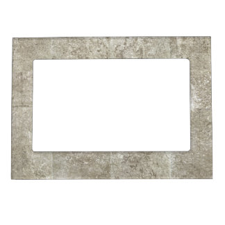 Composite Map of France 9 Magnetic Photo Frame