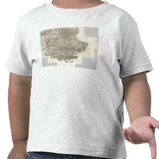 Composite Map of France T Shirts