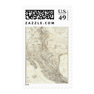 Composite New Spain Stamp