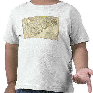 Composite North & South Carolina Tee Shirts