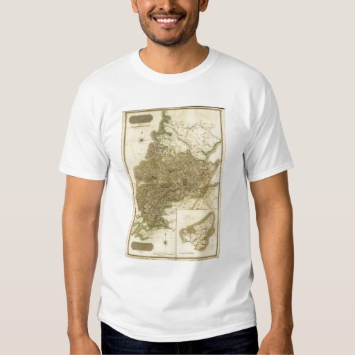 Composite Ross, Cromarty Shires T-Shirt