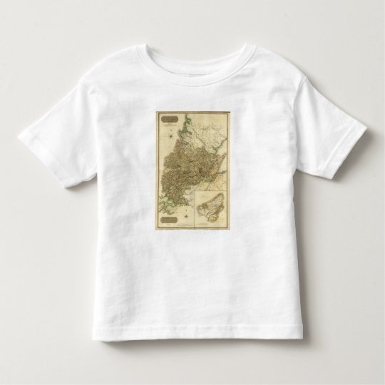 Composite Ross, Cromarty Shires Toddler T-shirt
