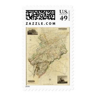 Composite Roxburgh Shire Stamps