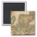 Composite Scotland 2 2 Inch Square Magnet