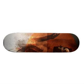 Composite Skateboard