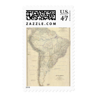 Composite South America 5 Postage