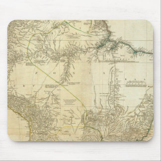 Composite South America Mouse Pad