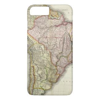 Composite South America, West Indies iPhone 7 Plus Case