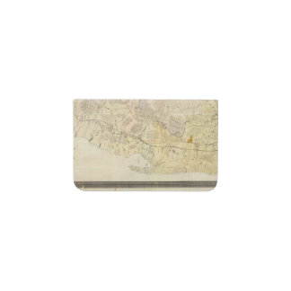 Composite Staten Island Business Card Holder