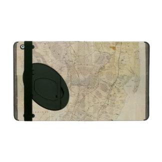 Composite Staten Island iPad Cases