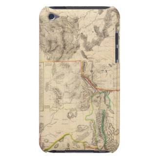 Composite Western United States iPod Touch Case-Mate Case