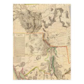 Composite Western United States Postcard