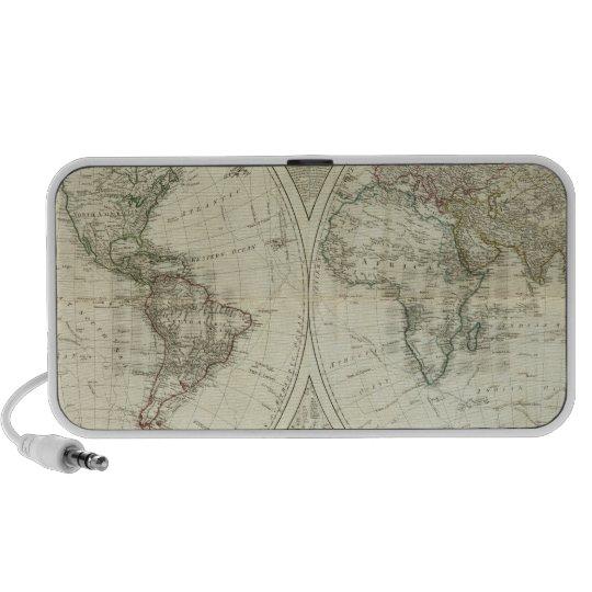 Composite World or terraqueous globe Speaker