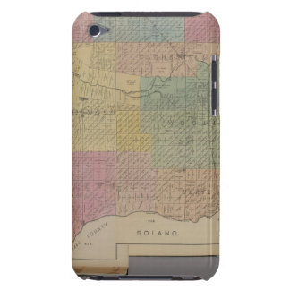 Composite Yolo County iPod Touch Case