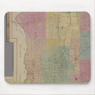 Composite Yolo County Mouse Pads