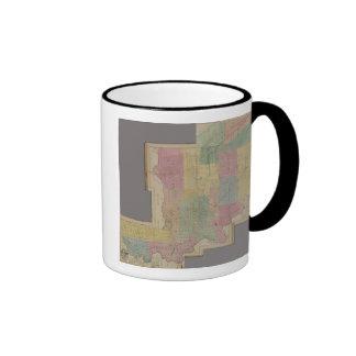 Composite Yolo County Ringer Coffee Mug