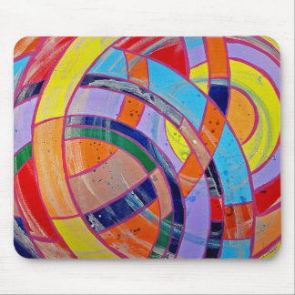 Composition #15 by Michael Moffa Mouse Pad