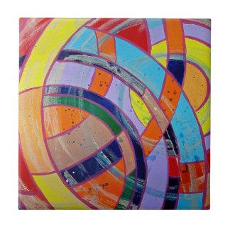 Composition #15 by Michael Moffa Tile