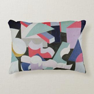 Composition, 1927 decorative pillow