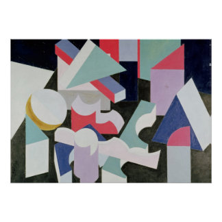 Composition, 1927 poster