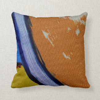 Composition #1A by Michael Moffa Throw Pillow