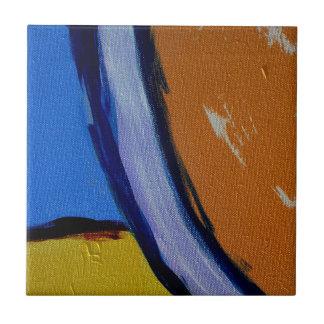 Composition #1A by Michael Moffa Tile