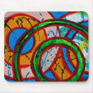 Composition #20 by Michael Moffa Mouse Pad