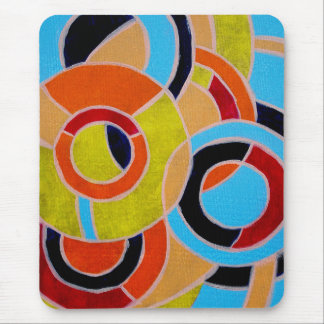 Composition #22 by Michael Moffa Mouse Pad
