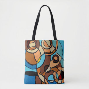 Composition #31 by Michael Moffa Tote Bag