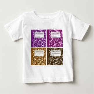 Composition Book/Student-Teacher Baby T-Shirt