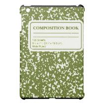 Composition Book/Student-Teacher iPad Mini Case