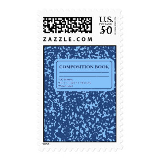 Composition Book/Student-Teacher Postage