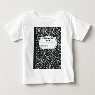 Composition Book Student Teacher Shirts