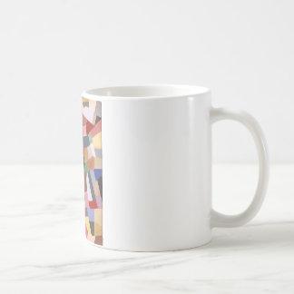 Composition by Otto Freundlich Coffee Mug