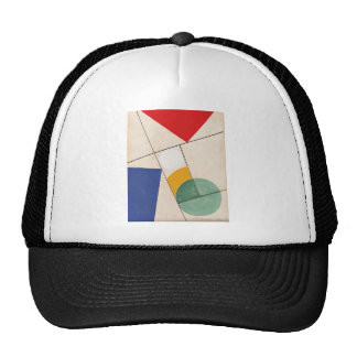 Composition by Sophie Taeuber-Arp Trucker Hat