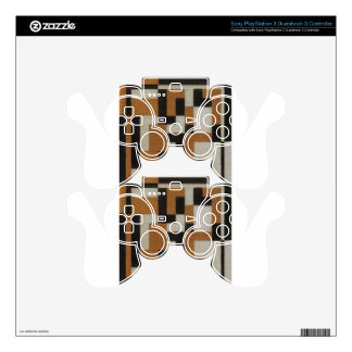 Composition by Theo van Doesburg PS3 Controller Skins