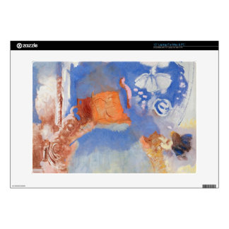 """Composition, c.1900 (oil on canvas) 15"""" laptop decal"""