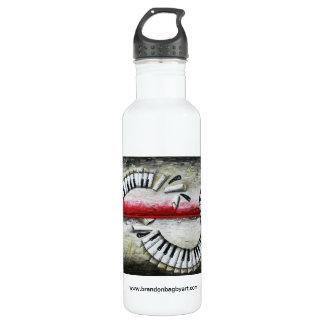 "Composition Collision ""Choose Your Color"" Liberty  24oz Water Bottle"