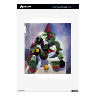 Composition I (Still life) by Theo van Doesburg Decal For iPad 3