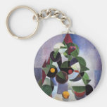 Composition I - Theo van Doesburg Key Chain