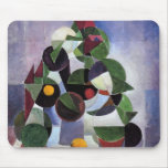 Composition I - Theo van Doesburg Mouse Pad