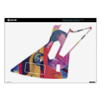 Composition III by Franz Marc Guitar Hero Skin