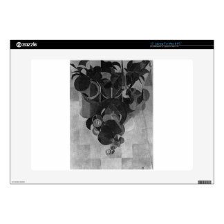 Composition IV (Still life) by Theo van Doesburg Laptop Decals