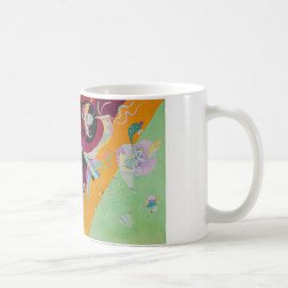 Composition IX Coffee Mug