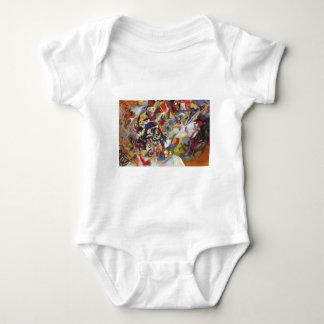 Composition VII Baby Bodysuit