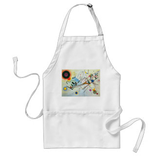 Composition VIII by Wassily Kandinsky Adult Apron