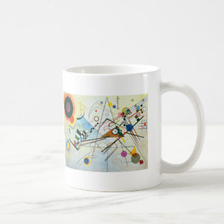 Composition VIII by Wassily Kandinsky Coffee Mug